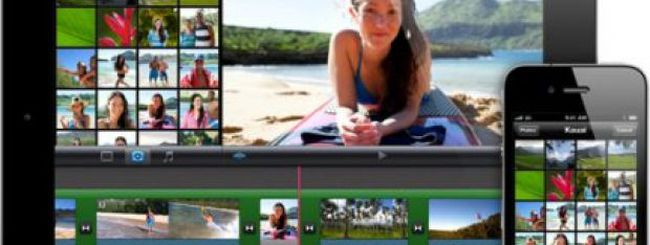 Evento Apple: iMovie per iPad