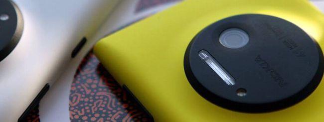 Nokia Lumia 1020, ecco lo smartphone da 41 MP