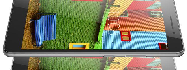 IFA 2015: nuovi smartphone Phab e Vibe da Lenovo