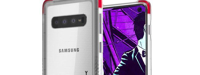 Galaxy S10, un render conferma le tre fotocamere