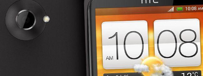 HTC One X e HTC One X+ fermi ad Android 4.2.2 JB