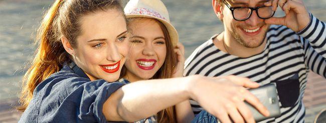 Come scattare un buon selfie
