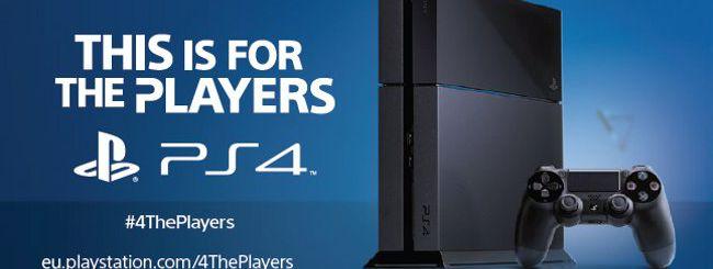 Sony: PS4 è per tutti i tipi di giocatori