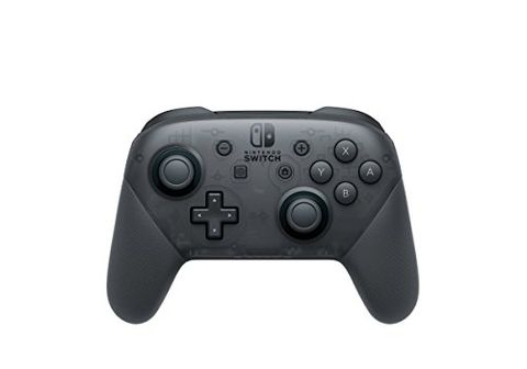 Nintendo Switch: Pro Controller