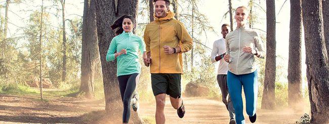 Black Friday Amazon, fitness tracker in sconto