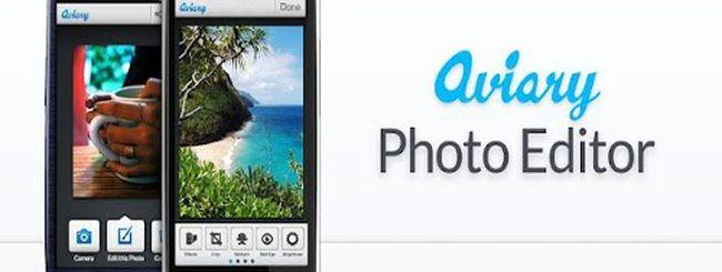 Aviary Photo Editor, un'ottima alternativa a Instagram