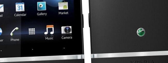 Sony Xperia S aggiornato ad Android 4.1.2 JB