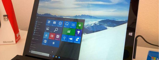 Windows 10, la versione RTM è quasi pronta