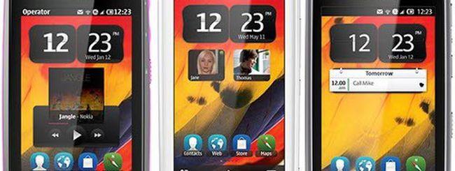 Nessun Nokia Symbian Carla in arrivo: è il Belle FP1