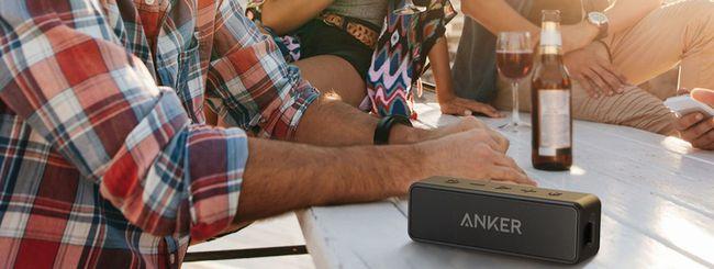 Black Friday: gli accessori Anker per la musica