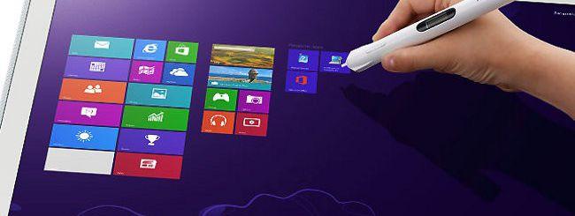 Panasonic: arriva il primo tablet 4K da 20 pollici