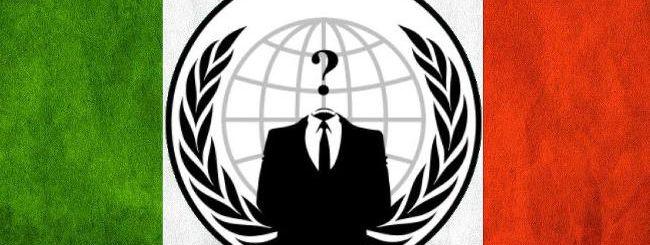 Anonymous: il gruppo si offriva come consulente