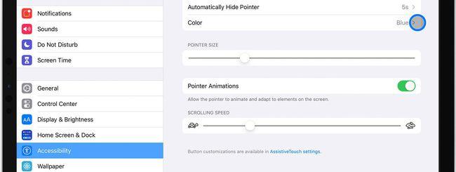 iPadOS 13: Connettere mouse e trackpad ad iPad