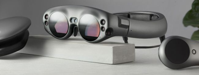 Il visore Magic Leap One va tenuto in cassaforte