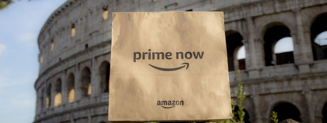 Amazon Prime Now, come fare la spesa online