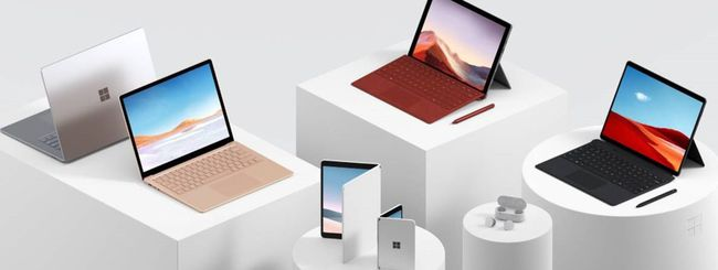 Microsoft Surface: processori Intel, AMD e Qualcomm