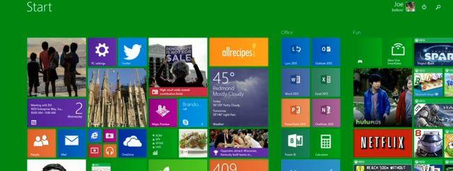 La Cina vieta Windows 8 sui PC del governo