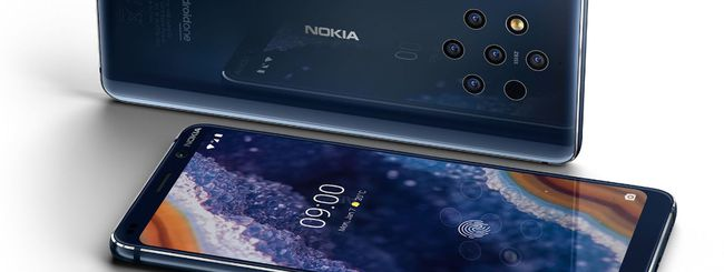 Nokia 9 PureView riceve Android 10