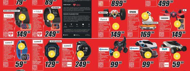 MediaWorld, nuovi volantini su accessori e giochi
