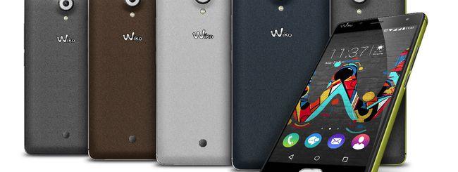 MWC 2016: Wiko annuncia nuovi smartphone