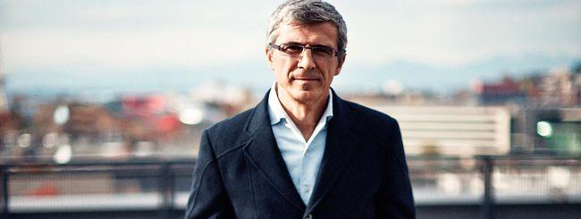 Diego Piacentini resta. E spiega