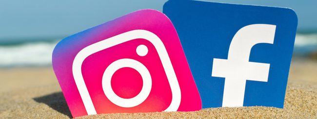Instagram, le Storie arrivano su Facebook
