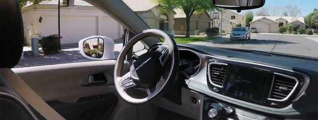 Google I/O 2018: la guida autonoma di Waymo