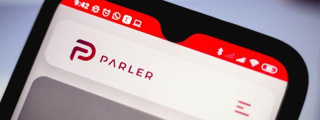 I giganti tech contro Parler, l'app usata dai violenti pro-Trump