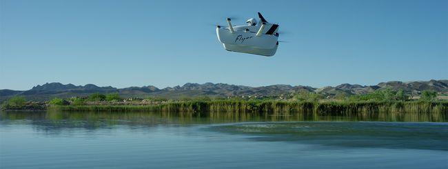Kitty Hawk: il velivolo personale Flyer in vendita