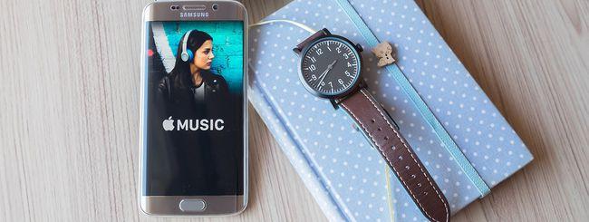 Apple Music: brani su scheda SD per Android
