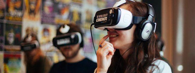 Apre ad Amsterdam il primo cinema VR