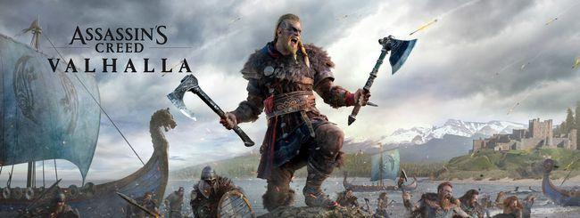 Assassin's Creed Valhalla, la furia norrena si abbatte su PS5
