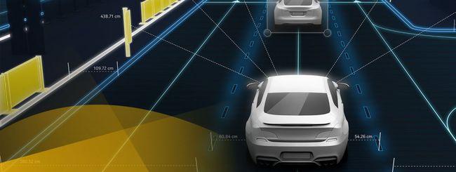 Self-driving car: accordo tra HERE e Mobileye