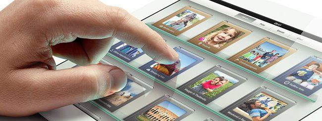 Apple brevetta le gesture 3D per iPad