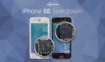 iPhone SE - Smontaggio