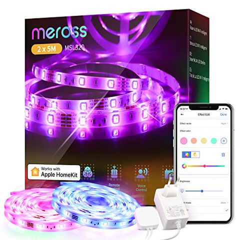 Striscia LED Intelligente Meross 10M