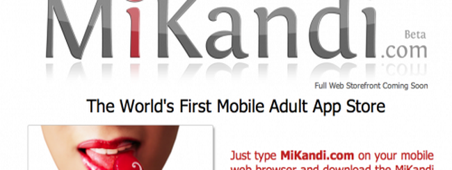Apple sfida Mikandi per il Porn App Store