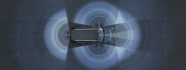 Volvo: a breve i primi test di guida autonoma