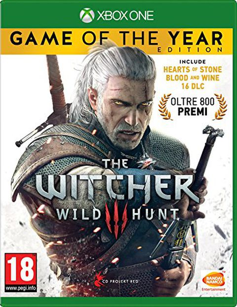 The Witcher III - Game Of The Year (Xbox One)