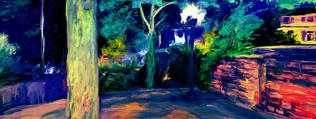 Street View e arte si fondono in Metapanoramas