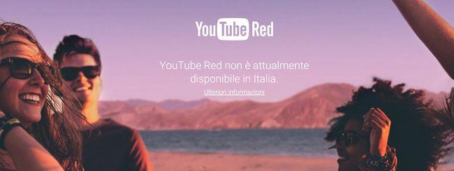 YouTube Red: streaming video senza pubblicità
