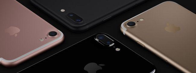 iPhone 7: pochi switcher, 128 GB più gettonato