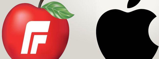 Partito norvegese adotta il logo con la mela, ma Apple si oppone