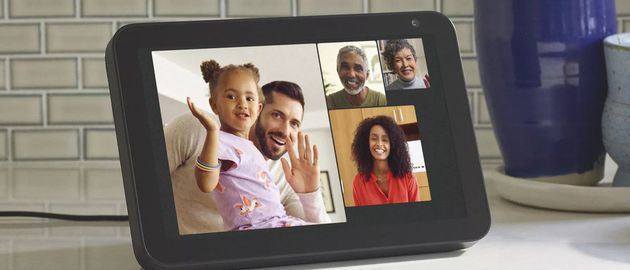 Amazon Echo Videochiamate