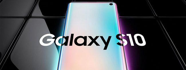 Samsung rilascia Android 10 per Galaxy S10