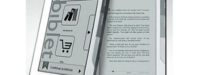 Biblet 2.0, l'anti Kindle di Telecom Italia