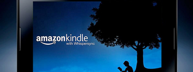 Kindle Fire, il reader diventa tablet