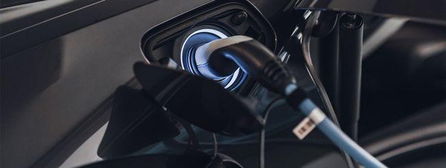 UK: un caricatore per auto elettriche in ogni casa