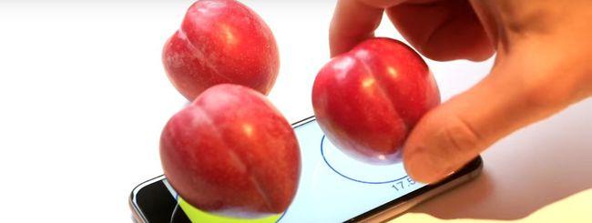 iPhone 6S pesa anche la frutta
