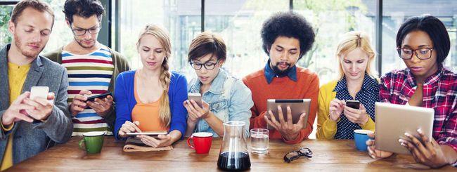 Cisco, entro il 2020 5,5 miliardi di utenti mobile